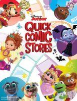 Disney Junior Quick Comic Stories