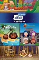 Disney As Told By Emoji Collection