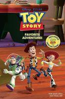 Disney/Pixar Toy Story Fun Book