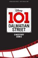 Disney 101 Dalmatian Street Cinestory Comic
