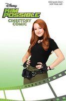 Disney Kim Possible Cinestory Comic