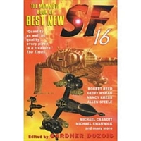 The Mammoth Book of Best New SF 16 by Gardner Dozois