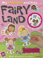Press-Out and Play Fairy Land