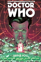 Doctor Who: The Eleventh Doctor Vol.2