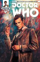 Doctor Who: The Eleventh Doctor Year 1 #1