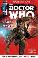 Doctor Who: 2015 Event: Four Doctors #2