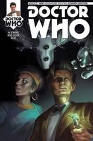 Doctor Who: The Eleventh Doctor Year 1 #4