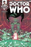 Doctor Who: The Eleventh Doctor Year 1 #8