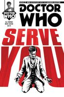 Doctor Who: The Eleventh Doctor Year 1 #9