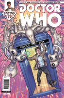 Doctor Who: The Eleventh Doctor Year 1 #11