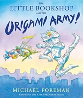 The Little Bookshop and the Origami Army!