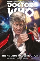 Doctor Who: The Third Doctor Volume 1: The Heralds of Destruction