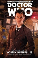 Doctor Who - The Tenth Doctor: Facing Fate, Volume 2: Vortex Butterflies