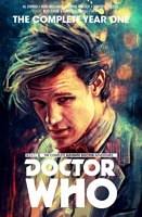 Doctor Who : The Eleventh Doctor Complete Year One