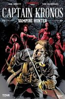 Captain Kronos - Vampire Hunter #1