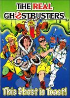 Real Ghostbusters: This Ghost is Toast!