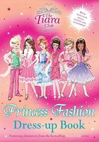 Princess Fashion Dress-Up Book
