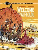 Welcome to Alflolol: Valerian Vol. 4