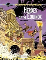 Heroes of the Equinox: Valerian