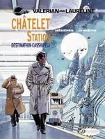 Chatelet Station, Destination Cassiopeia: Valerian