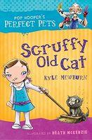 Scruffy Old Cat