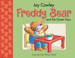 Freddy Bear & the Green Peas