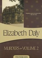 Murders in Volume Two