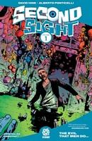 Second Sight, Volume 1: The Evil That Men Do ...