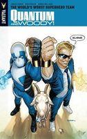 Quantum and Woody, Volume 1: The World's Worst Superhero Team