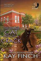 The Black Cat Steps on a Crack