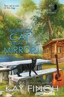 The Black Cat Breaks a Mirror
