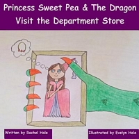 Princess Sweet Pea & the Dragon Visit the Department Store