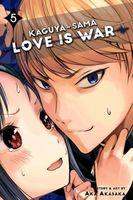 Kaguya-sama: Love Is War, Vol. 5