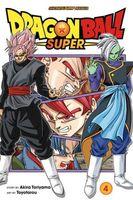 Dragon Ball Super, Vol. 4: Last Chance For Hope