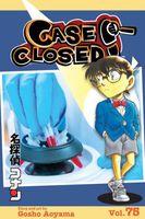 Case Closed, Vol. 75