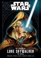Star Wars: The Legends of Luke Skywalker: The Manga