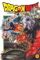 Dragon Ball Super, Vol. 9: Battle's End And Aftermath