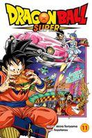 Dragon Ball Super, Vol. 11: Great Escape