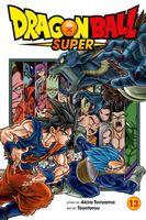 Dragon Ball Super, Vol. 13: Battles Abound
