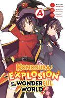 Konosuba: An Explosion on This Wonderful World!, Vol. 4