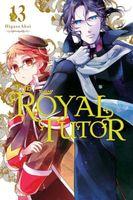 The Royal Tutor, Vol. 13