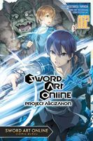 Sword Art Online: Project Alicization, Vol. 2