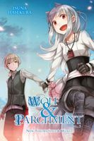 Wolf & Parchment: New Theory Spice & Wolf, Vol. 5