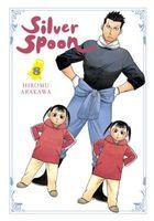 Silver Spoon, Vol. 8