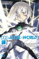 Accel World, Vol. 21