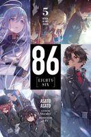 86--EIGHTY-SIX, Vol. 5: Under Pressure