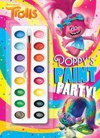 Poppy's Paint Party!