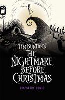 Tim Burton's the Nightmare Before Christmas Cinestory Comic: Collector's Edition