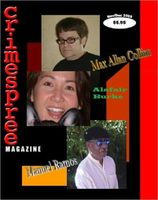 Crimespree Magazine #9 and 10