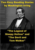 Two Easy Reading Stories by Washington Irving